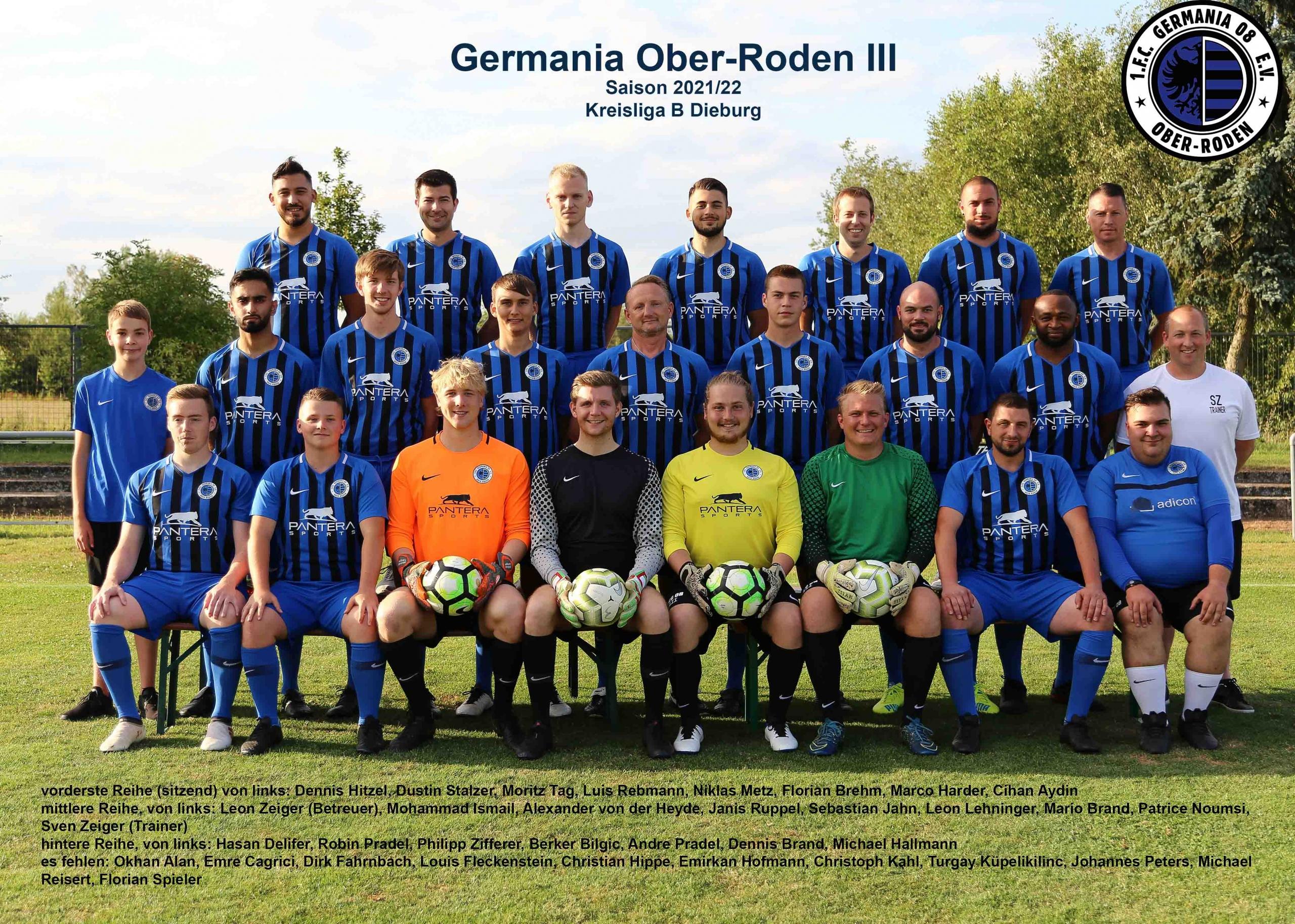 Germania Ober-Roden III 2021-22